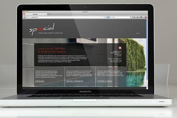 special Website