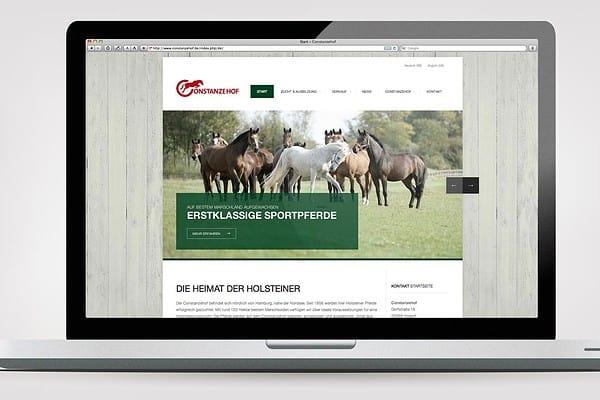 Constanzehof Website