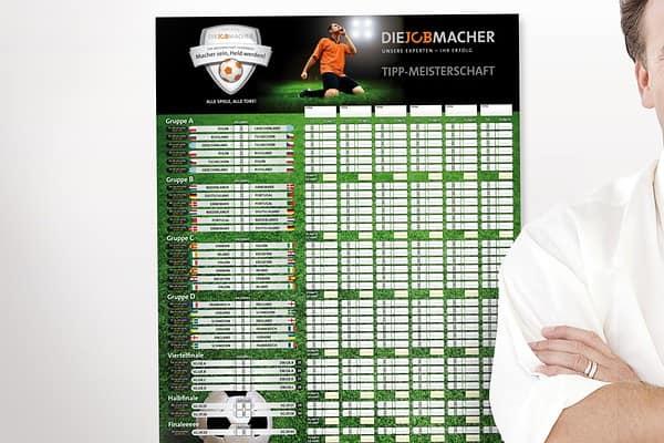 DIE JOBMACHER EM Tipplan