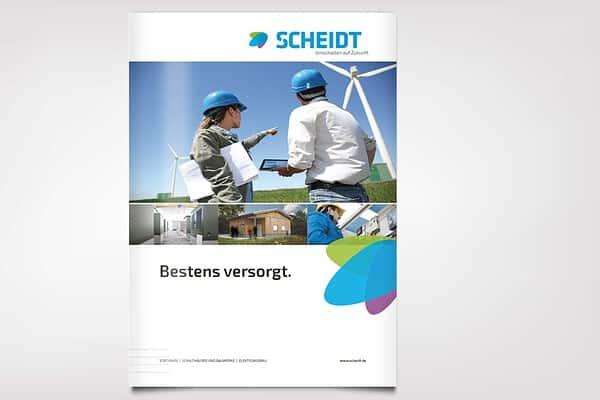 Imagebroschüre SCHEIDT